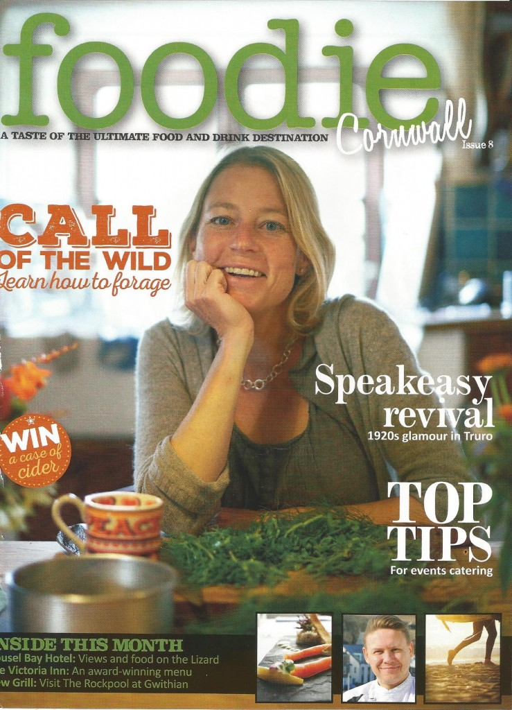 Cornwall Living Magazine March 2015