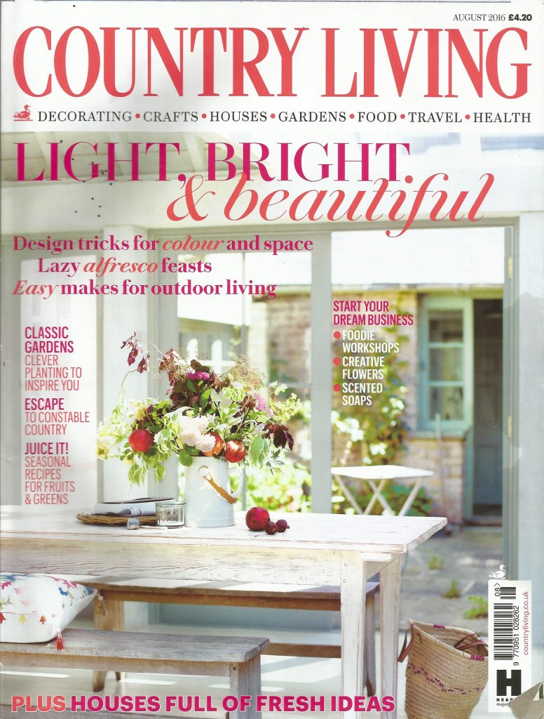 Country Living; August 2016